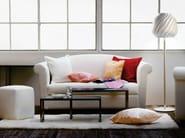 Polycarbonate floor lamp LAMAS | Floor lamp - Fabbian