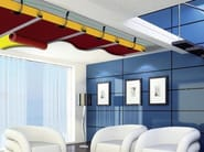 Radiant ceiling panel VEGA - ATH Italia