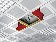 Radiant ceiling panel SIRIUS - ATH Italia