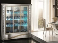 Classic style display cabinet MIRÒ | Display cabinet - Arredoclassic