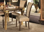 Deco upholstered high-back chair ROSSINI | Chair - Arredoclassic