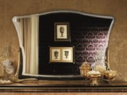 Deco wall-mounted mirror ROSSINI | Mirror - Arredoclassic