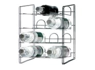 Steel bottle rack CANTINA - REXITE