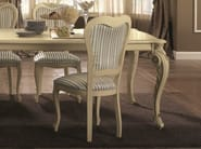 Classic style high-back upholstered chair TIZIANO | Chair - Arredoclassic