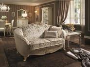 Classic style 2 seater sofa TIZIANO | 2 seater sofa - Arredoclassic