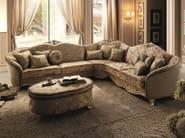 Classic style corner sofa TIZIANO | Corner sofa - Arredoclassic