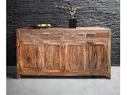 Wooden sideboard AUTHENTICO | Wooden sideboard - KARE-DESIGN