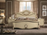 Classic style double bed with high headboard TIZIANO | Bed - Arredoclassic