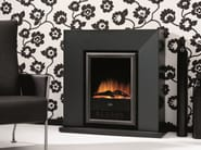 Electric wall-mounted fireplace DIABLO SUITE - BRITISH FIRES