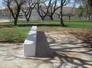Backless Bench FARO - CEDA