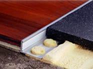 Metal Flooring joint NOVOSUELO - EMAC Italia