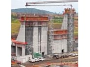 System and product for concrete casting joint SCS - PERI