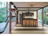 Indoor/outdoor ceramic wall/floor tiles MATRIX - CERAMICA BARDELLI