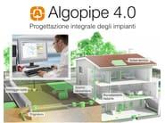 Calculation of water main, sewer ALGOPIPE 3.0 - Redi
