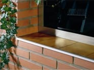 Aluminium Profile and flashing for waterproofing NOVOVIERTEAGUAS | Aluminium Profile and flashing for waterproofing - EMAC Italia