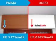 Box for roller shutter CASSONETTO DF SALVACALDO - De Faveri