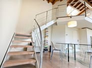 Open stairs with bands VISTA FASCIA - OFFICINE SANDRINI