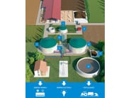 Biogas power plant MANNIPOWER - MANNI ENERGY