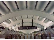 Metal ceiling tiles 3D METAL - PROMETAL