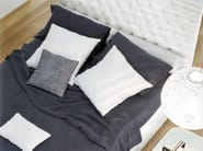 Double bed with high headboard BUTTONDREAM - Bonaldo
