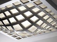 Aluminium ceiling lamp KWARK   Ceiling lamp - Fabbian