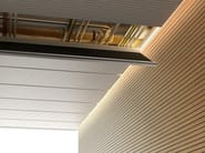 Frame and accessory for suspended ceiling EASY ACCESS - FANTONI