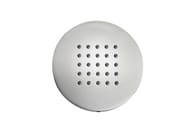Built-in 1-spray side shower TONDO FLAT | 1-spray side shower - Bossini