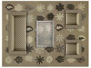 3 seater sofa MATRIX MATELASSÉ | Sofa - SitLand