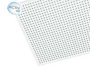 Ceiling tiles Gyptone® Activ'Air® SIXTO 60 - Saint-Gobain Gyproc