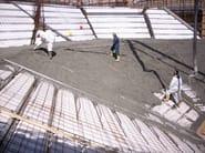 Formwork panel and lightening element for floor slab Solaio PLASTBAU METAL - Sicilferro Torrenovese