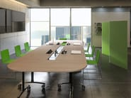 Modular meeting table ARCHIMEDE | Meeting table - IBEBI