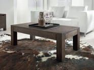 Solid wood coffee table CHERRY - Domus Arte