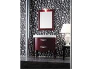Lacquered vanity unit with drawers ZEUS   Lacquered vanity unit - LA BOTTEGA DI MASTRO FIORE