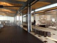 Indoor/outdoor porcelain stoneware wall/floor tiles ZERO - Cooperativa Ceramica d'Imola