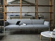 3 seater fabric sofa CHILL-OUT | 3 seater sofa - Tacchini Italia Forniture