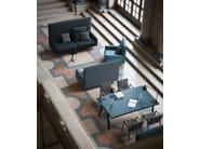 High-back sofa HIGHLIFE | Sofa - Tacchini Italia Forniture