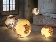 Fiberglass Floor lamp ULULÌ - ULULÀ | Table lamp - Karman