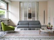 Fabric sofa LIMA | Sofa - Tacchini Italia Forniture
