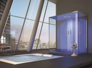 Turkish bath for chromotherapy GEMINI | Turkish bath - GRUPPO GEROMIN