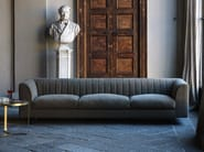 Fabric sofa QUILT | Sofa - Tacchini Italia Forniture