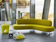 Sectional modular sofa STONE - Tacchini Italia Forniture