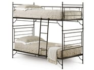 Iron bunk bed CIRO | Bunk bed - Cantori