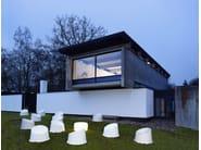 Design floor lamp ILLUMESA - Verpan