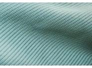 Solid-color jacquard cotton fabric TRESS - LELIEVRE