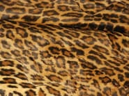 Animalier fabric for curtains OCELOT - LELIEVRE
