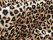 Animalier upholstery fabric for curtains JAGUAR - LELIEVRE