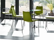 Round glass table INFINITY | Round table - Midj