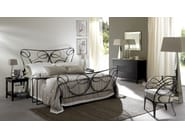 Iron double bed NOÈ | Double bed - Cantori
