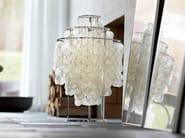 Design mother of pearl table lamp FUN 1TM - Verpan