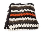 Striped wool blanket SLUMMY - NORR11